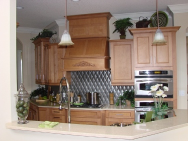 Value Sarasota Homes kitchen